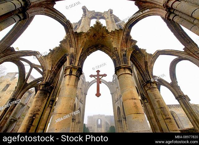 Abbaye d'Ourscamp, Oise France
