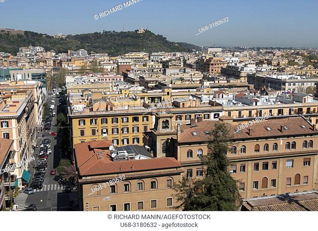 Italy, Rome, trastevere district