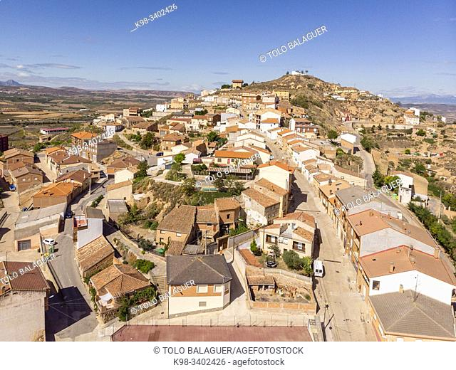 Ausejo, La Rioja , Spain, Europe