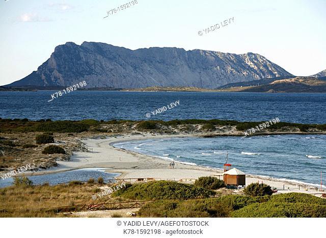 San Teodoro beach, Sardinia, Italy