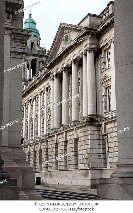 City Hall, Belfast (1906), Northern Ireland