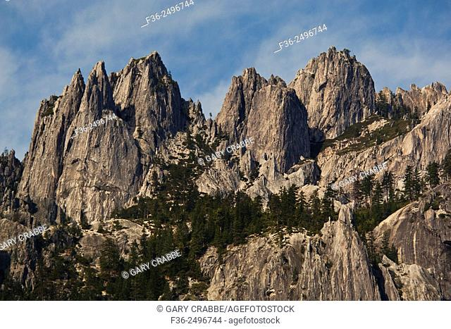 Castle Crags State Park, Shasta County, California