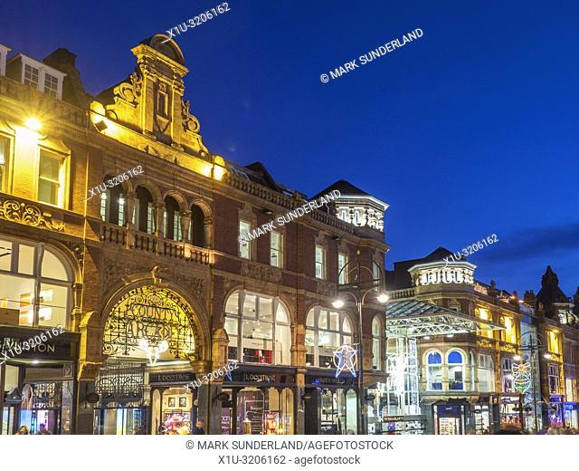 Leeds West Yorkshire England