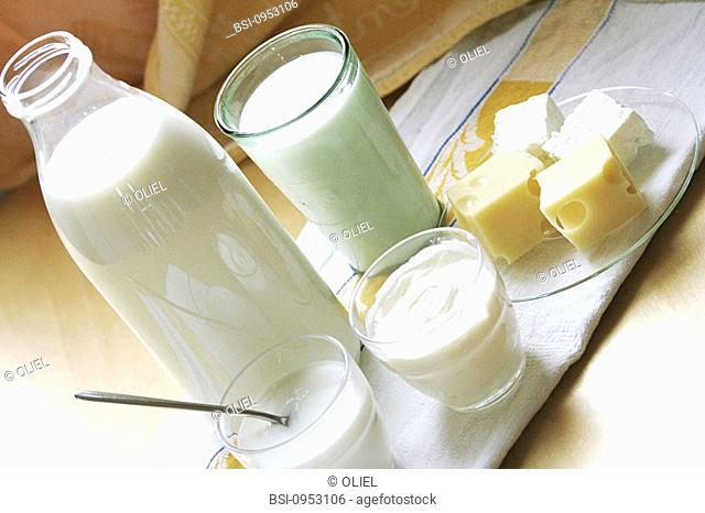 DAIRYPRODUCT<BR><BR>Milk,yogurt,heavycream,emmentalandfeta
