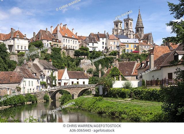 Semur-en-Auxois Cote-d'Or Bourgogne-Franche-Comte France