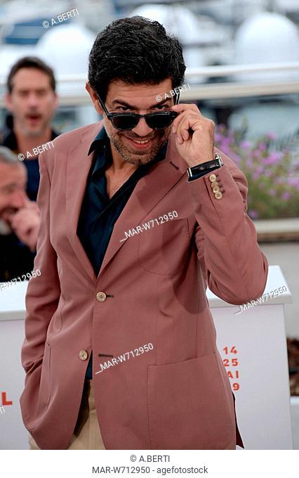 Pierfrancesco Favino Cannes, 24-05-2019 72nd Cannes Film Festival
