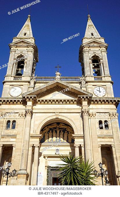 Basilica dei Santi Cosma e Damiano, Alberobello, Puglia, Italy