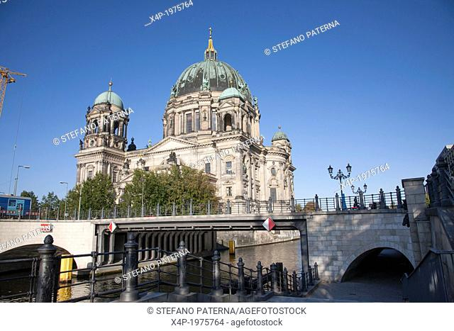 Berliner Dom cathedral, Berlin, Germany