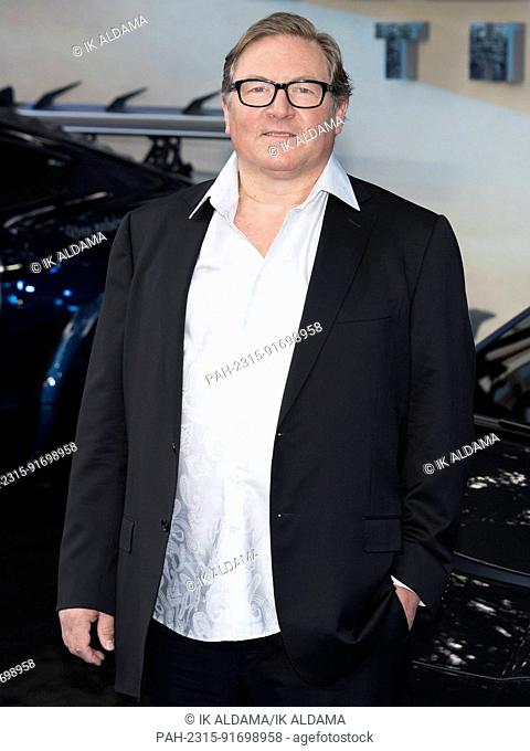 Lorenzo Di Bonaventura attends the Global Premiere of TRANSFORMERS: The last Knight. London, UK. 18/06/2017 | usage worldwide