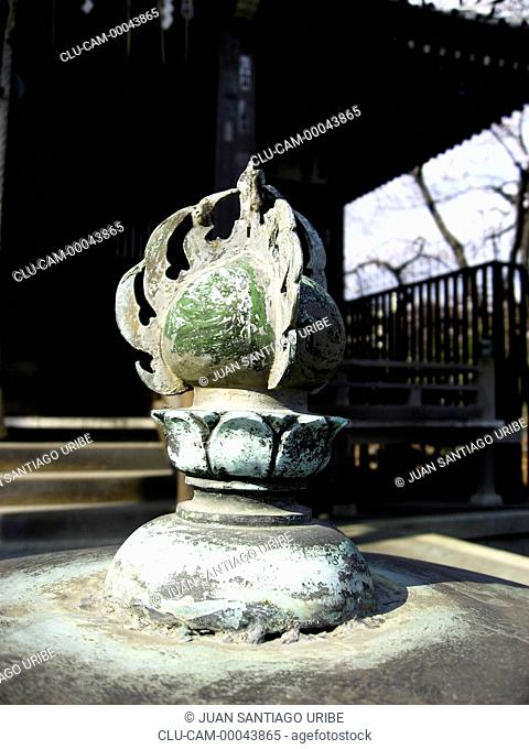 Architectural Detail, Kyoto, Prefecture, Honshu, Japan, Tokyo, East Asia