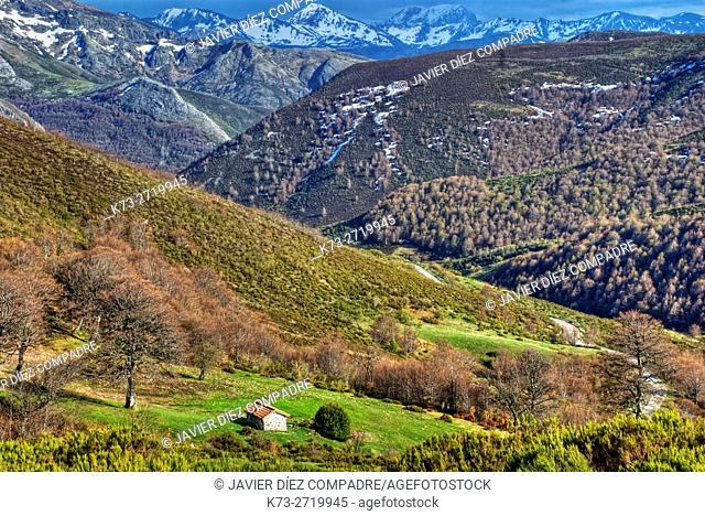 Cordillera Cantábrica. Picos de Europa National Park. Leon Province. Castilla y Leon. Spain