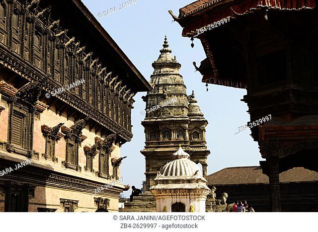 Bakthapur, Kathmandu Valley, Nepal, Asia