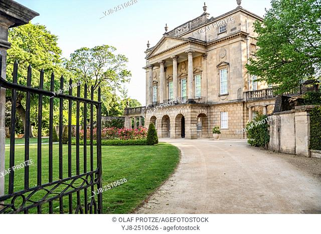 The Holburne Museum in Bath, Somerset, England, UK