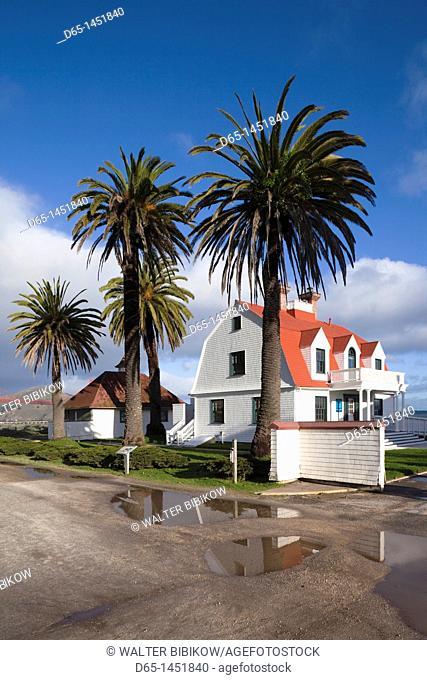 USA, California, San Francisco, Presidio, Golden Gate National Recreation Area, Crissy Field Park Visitor Center