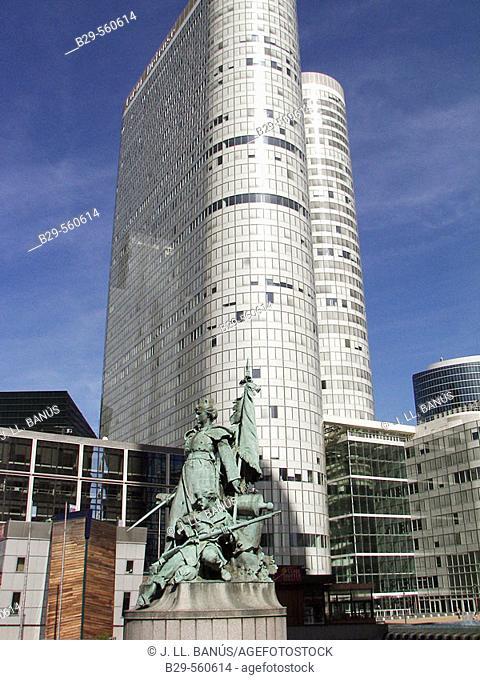 La Défense, Paris. France