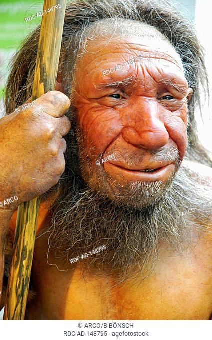 Neanderthal Neanderthal Museum Mettmann North Rhine-Westphalia Germany Neandertal