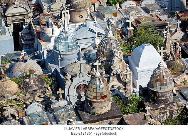 Cementerio de La Recoleta. Buenos Aires. Argentina