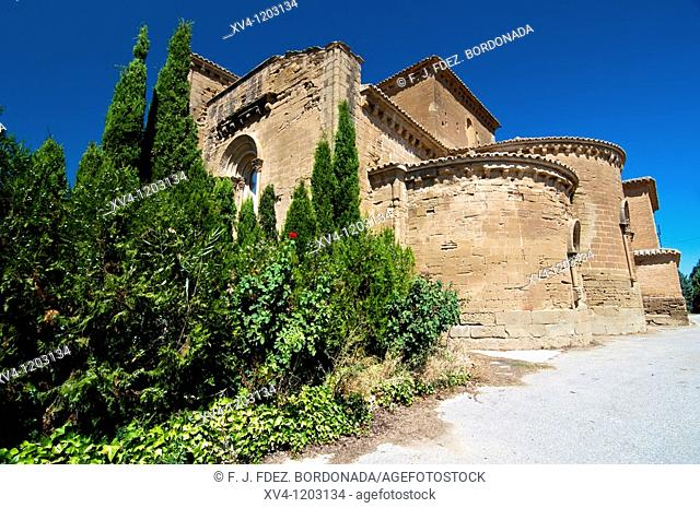 Villanueva de Sijena Monastery  Huesca  Aragón  Spain