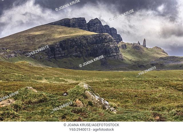 The Storr, Isle of Skye, Scotland, United Kingdom