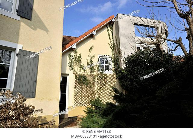 France, Doubs, Besancon, Villa Molina
