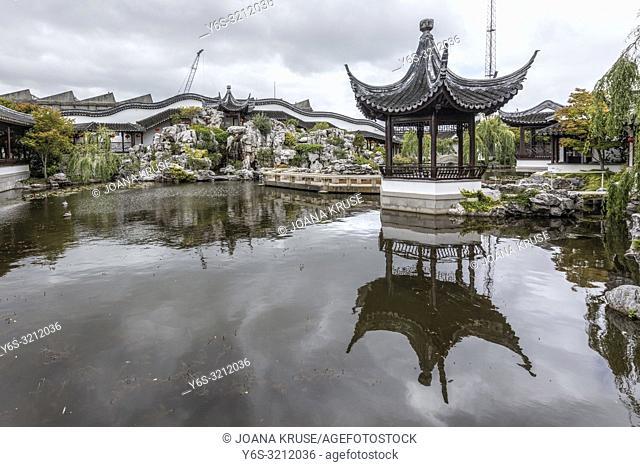 Dunedin, Chinese Garden, South Island, New Zealand