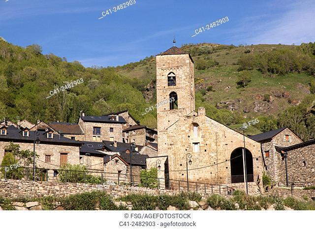 Durro. Vall de Boí. Lleida, Spain