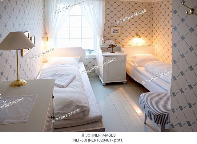 View of empty bedroom