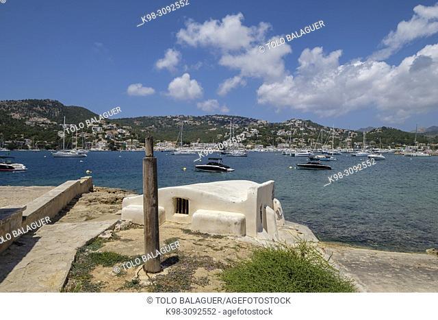 varadero de bien den Vic, Port d`Andratx, Mallorca, balearic islands, Spain