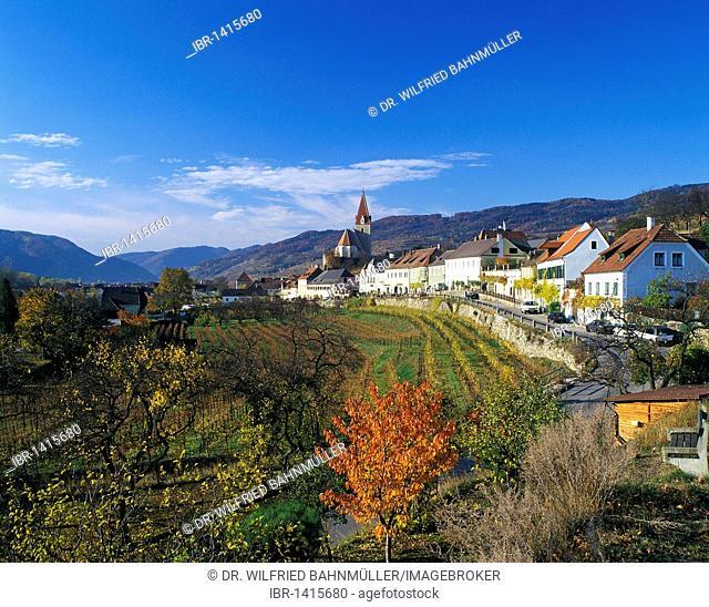 Weissenkirchen, Wachau, Lower Austria, Europe
