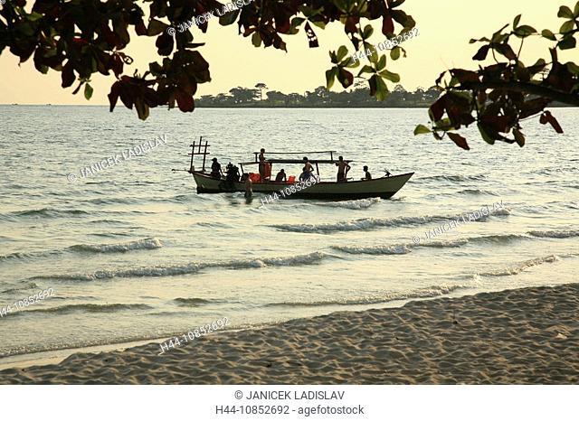 10852692, Cambodia, Sihanoukville, Independance Be
