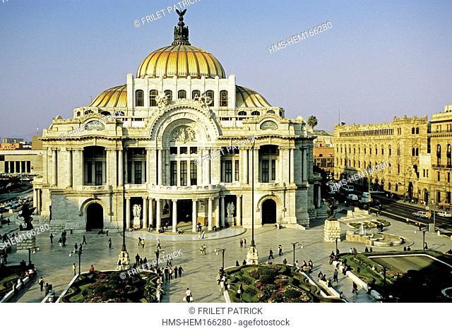 Mexico, Federal District, Mexico City, Opera