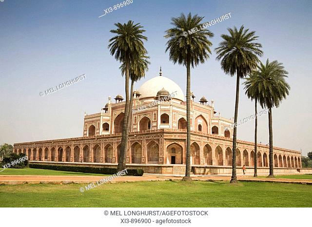 Humayun's Tomb, New Delhi, Delhi, India