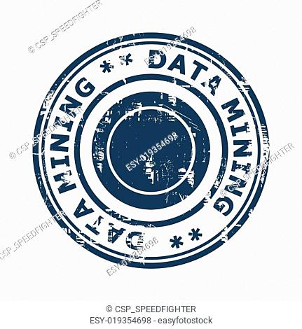 Data mining concept stamp