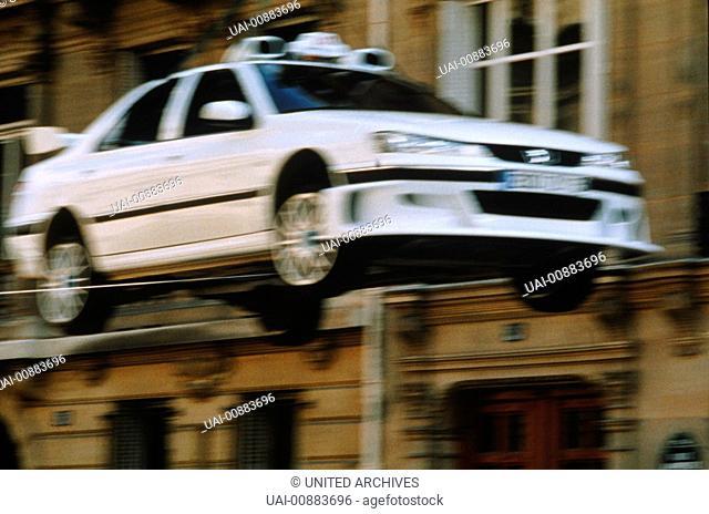 TAXI TAXI Szene Taxi Taxi! Regie: Gerard Krawczyk / TAXI TAXI Frankreich 2000