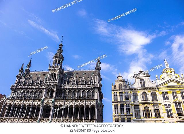 Grand Place, Brussels, Belgium, Europe