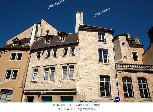 Dole, Jura, Franche-Comté, France