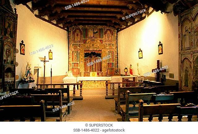 Santuario de Chimayo Chimayo New Mexico, USA