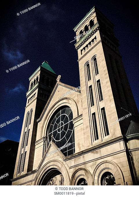 Saint Vincent De Paul Catholic Church. Chicago, Illinois
