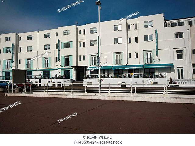 The White Rock Hotel Hastings East Sussex England