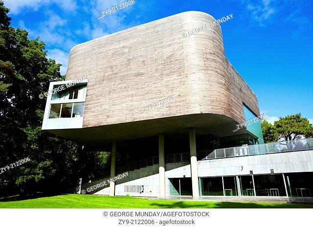 The Glucksman Gallery, Universiyty College Cork, Cork City, Ireland