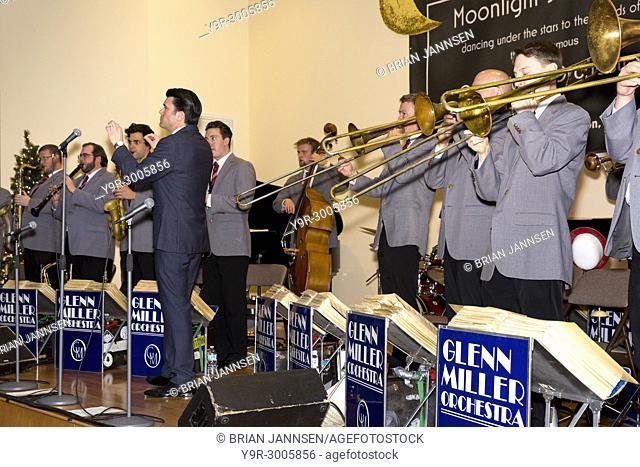 Glenn Miller Orchestra Concert, Naples, Florida, USA