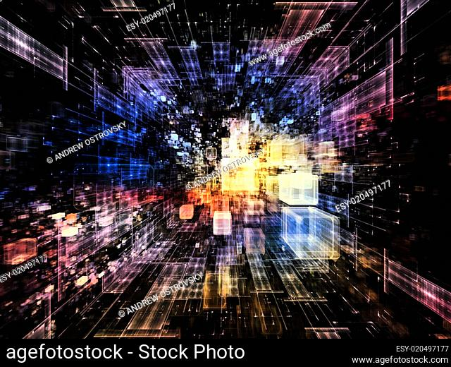 Quickening of Virtual Space