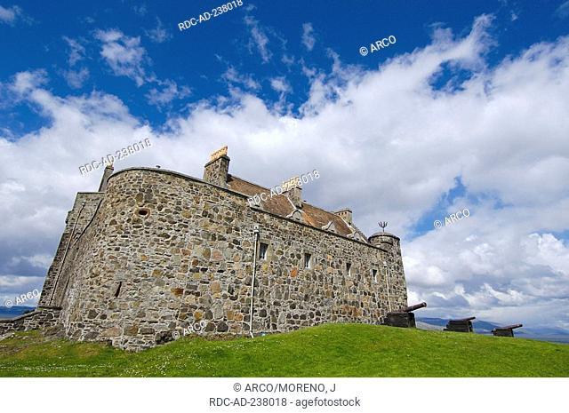 Castle Duart, Craignure, Isle of Mull, Scotland
