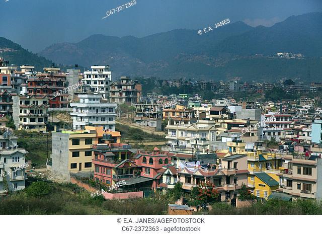 Kathmandu capital of Nepal