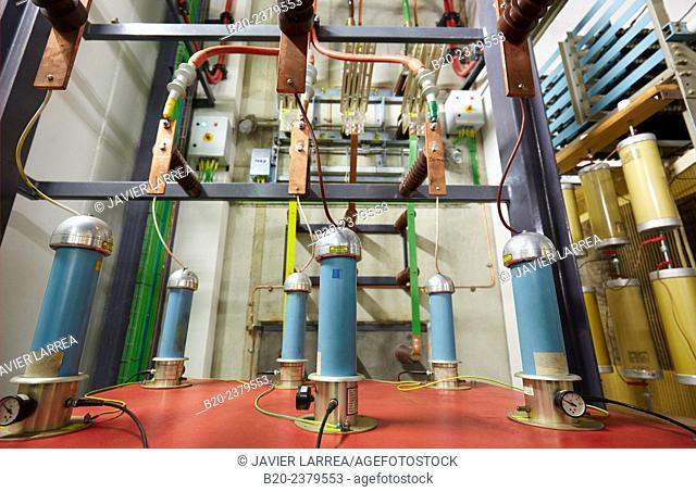 Power Electric Laboratory. Development and Certification Laboratories for Electrical Equipment for Smart Grids. Laboratory at an international level