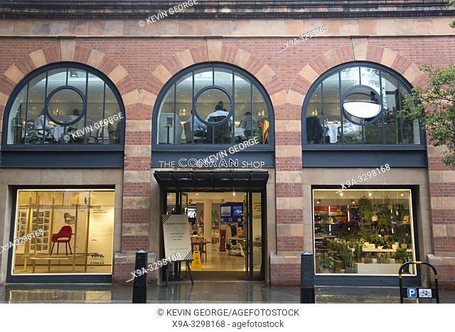 Conran Shop; Marylebone; London; England; UK