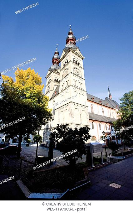Germany, Rhineland-Palatinate, Koblenz, Church of our Lady