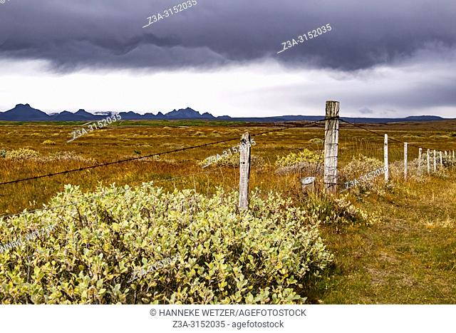 The Lowlands and Highlands of Southwest Iceland