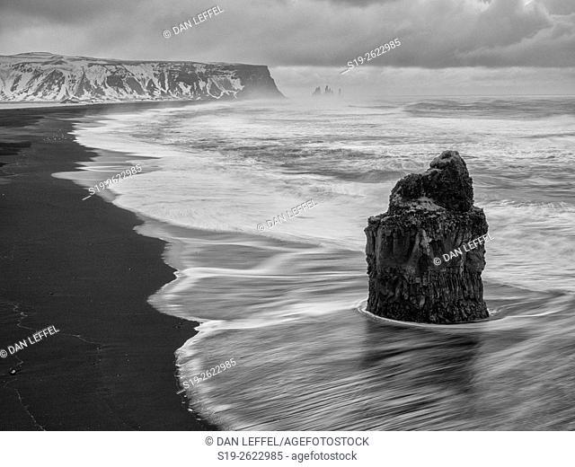 Iceland Dyrholaey Peninsula