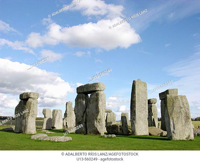 Stonehenge. England. UK